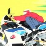 ジスペケのバイクがアニメに登場していた!