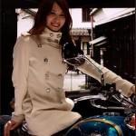 【朗報】女子53.6%が「バイクに乗ってみたい!」