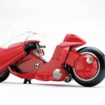 アキラ※金田のバイク現る!?モーターショー2015