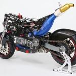 【唖然】エンジン付きラジコンバイクがスゴすぎ!