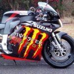 【自家塗装予定】バイクをモンスターエナジーカラーにデザインしてみる