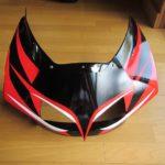 【自家塗装実践編】バイクをモンスターエナジーカラーに塗装する(Vol.2)