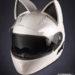【おもしろヘルメット】これはビックリ!ネコヘルメット&プレデターヘルメット登場